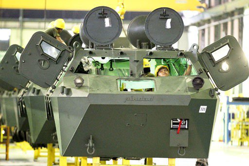 Qatar new target of Indonesia's weapons export