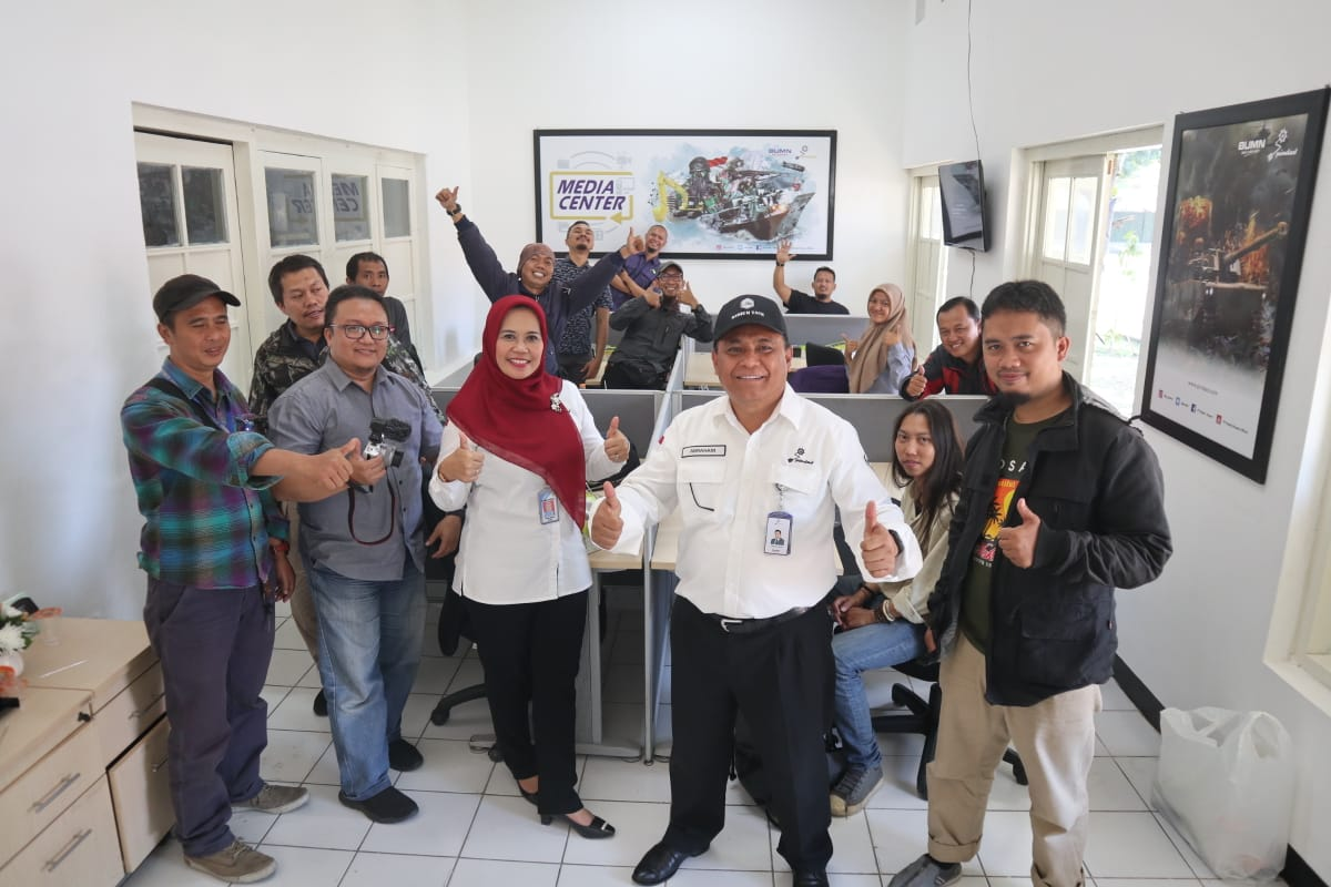 Pindad Kini Miliki Media Center